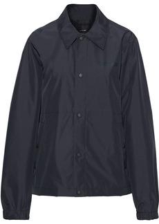Helmut Lang Woman Printed Shell Jacket Black