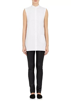 Helmut Lang Women's Apron-Inspired Cotton Blouse