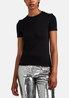 """Helmut Lang Women's """"Baby"""" Jersey T-Shirt"""