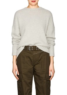 Helmut Lang Women's Brushed Knit Merino Wool-Blend Sweater