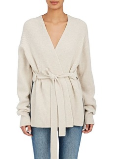 Helmut Lang Women's Cashmere Cardigan Sweater