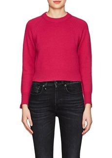 Helmut Lang Women's Cashmere Crop Sweater