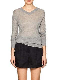Helmut Lang Women's Cashmere V-Neck Sweater