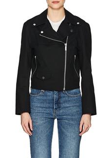Helmut Lang Women's Cotton Biker Jacket