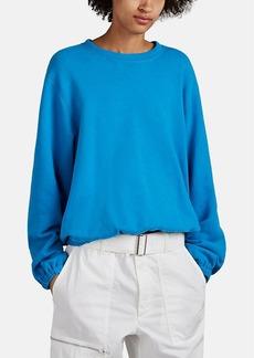 Helmut Lang Women's Cotton Crewneck Sweatshirt