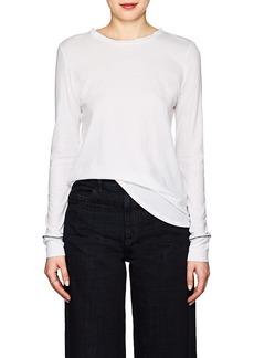Helmut Lang Women's Cotton Long-Sleeve Top