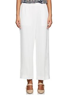 Helmut Lang Women's Crepe Crop Pants