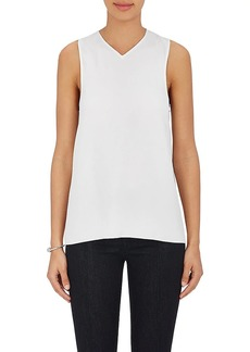 Helmut Lang Women's Crepe Knotted-Racerback Top