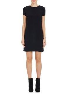 Helmut Lang Women's Crepe Open-Back Minidress