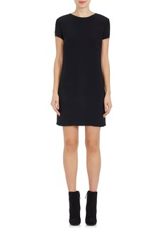 Helmut Lang Women's Crepe Open-Back Minidress