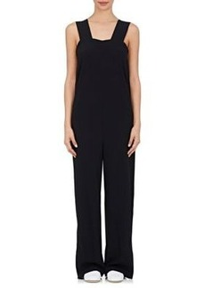 Helmut Lang Women's Crepe Sleeveless Jumpsuit