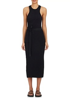 Helmut Lang Women's Cutout Wrap Dress