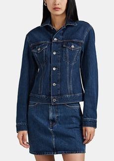 Helmut Lang Women's Denim Trucker Jacket