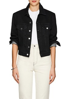 Helmut Lang Women's Denim Trucker Jacket