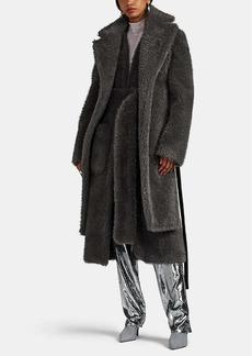 Helmut Lang Women's Faux-Fur Coat