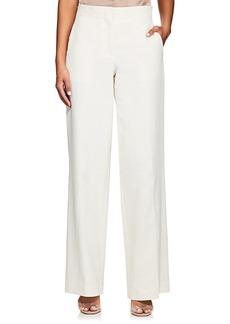 Helmut Lang Women's Flared Cotton Pants
