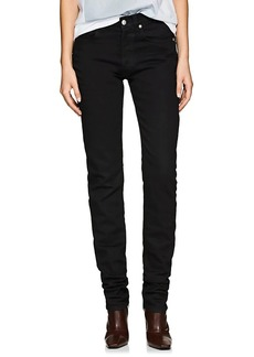 Helmut Lang Women's High-Rise Straight Jeans