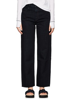 Helmut Lang Women's High-Rise Straight-Leg Jeans