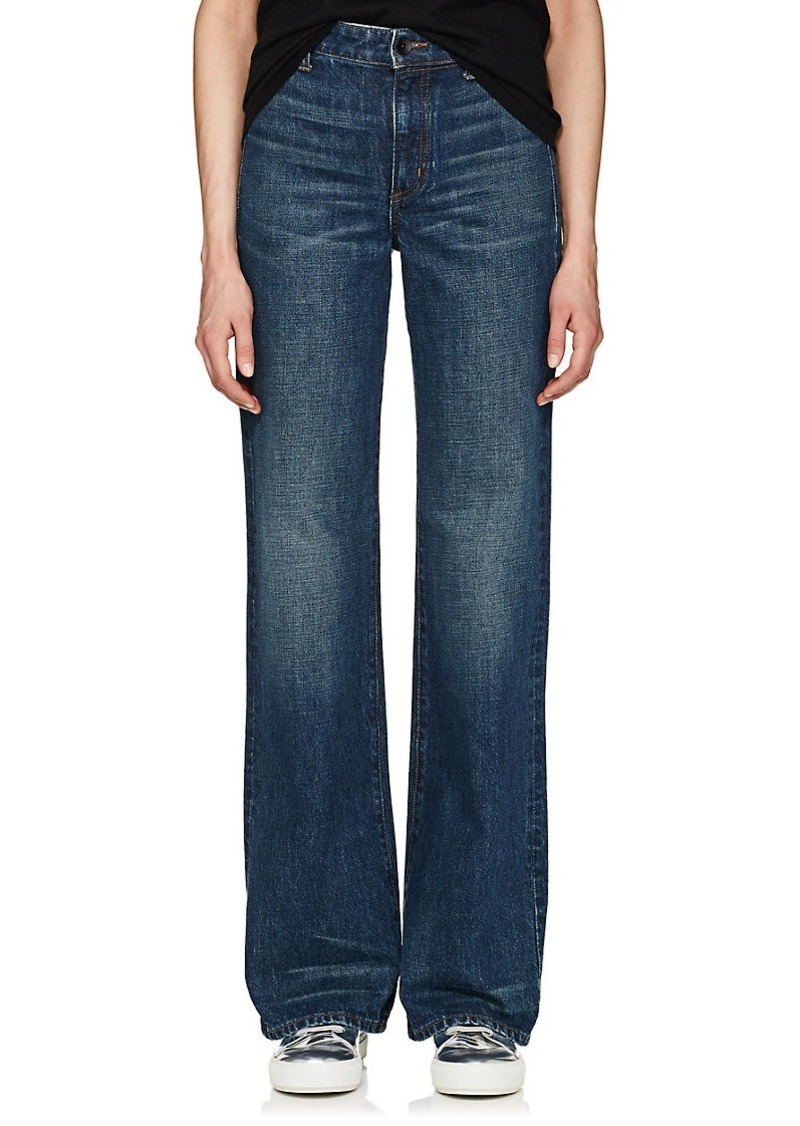 a9b4400e9b1 On Sale today! Helmut Lang Helmut Lang Women s High-Rise Wide-Leg Jeans