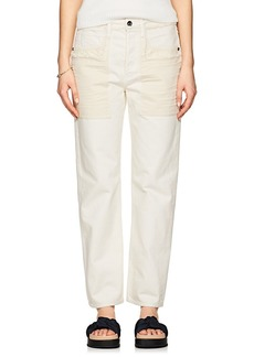 Helmut Lang Women's Inside Out Slim Straight Jeans