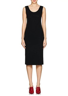 Helmut Lang Women's Knit Fitted Sheath Dress