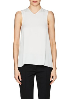 Helmut Lang Women's Knotted-Back Crepe Tank