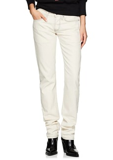 Helmut Lang Women's Low-Rise Skinny Jeans
