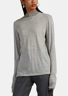 Helmut Lang Women's Mock-Turtleneck Top