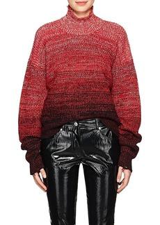 Helmut Lang Women's Ombré Wool-Blend Sweater
