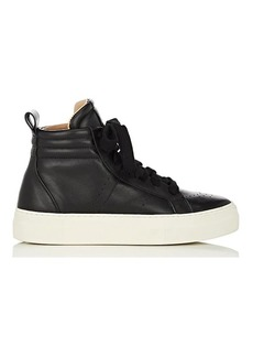 Helmut Lang Women's Padded Leather Sneakers