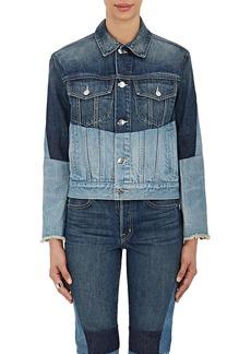 Helmut Lang Women's Patchwork Denim Jacket