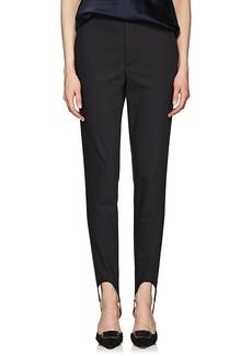 Helmut Lang Women's Polished Stirrup Pants