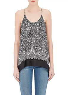 Helmut Lang Women's Silk Open-Back Cami