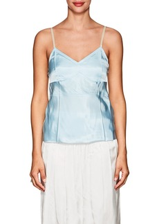 Helmut Lang Women's Silky Twill Cami