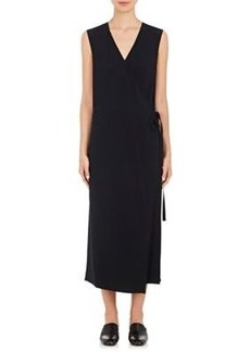 Helmut Lang Women's Sleeveless Wrap Dress