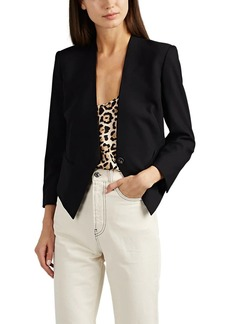 Helmut Lang Women's Smoking Tux Blazer