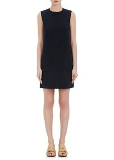 Helmut Lang Women's Snap-Front Dress