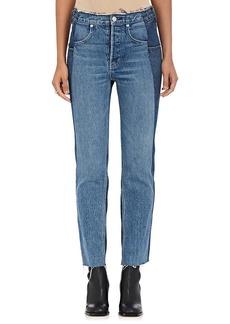 Helmut Lang Women's Straight-Leg Jeans