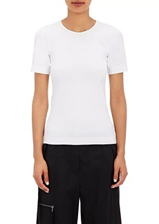 Helmut Lang Women's Stretch-Microfiber T-Shirt