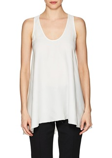 Helmut Lang Women's Stretch-Silk Tank