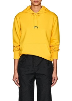 "Helmut Lang Women's ""Taxi"" Cotton French Terry Hoodie"