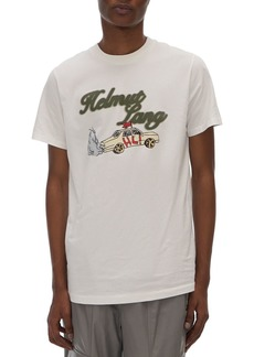 Helmut Lang x Saintwoods Taxi Tee