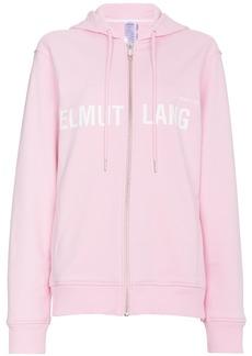 Helmut Lang x Shayne Oliver hoodie - Pink & Purple