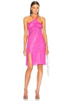 Helmut Lang x Shayne Oliver Pulled Slip Dress