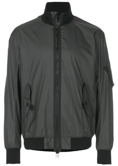 Helmut Lang zipped bomber jacket - Black