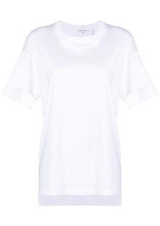 Helmut Lang high low T-shirt