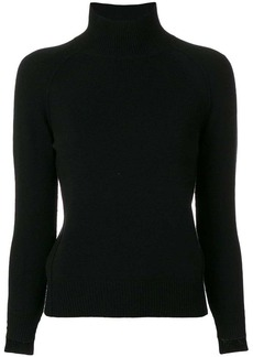 Helmut Lang high neck jumper
