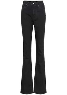 Helmut Lang High-rise bootcut jeans