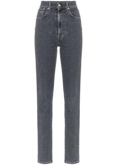 Helmut Lang high-waist skinny jeans