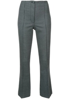Helmut Lang high waisted tailored trousers